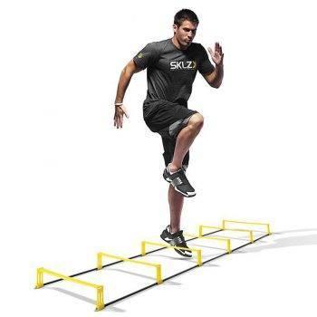 Escada de Agilidade com Ajuste de Altura – Elevation Ladder SKLZ