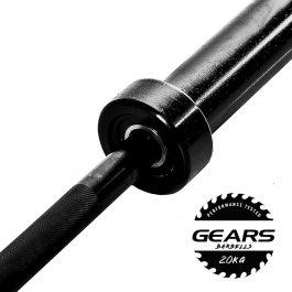 Barra Olímpica 15kg | Black Gears