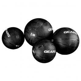 Kit – Medicine Ball em Borracha Virgem | Gears
