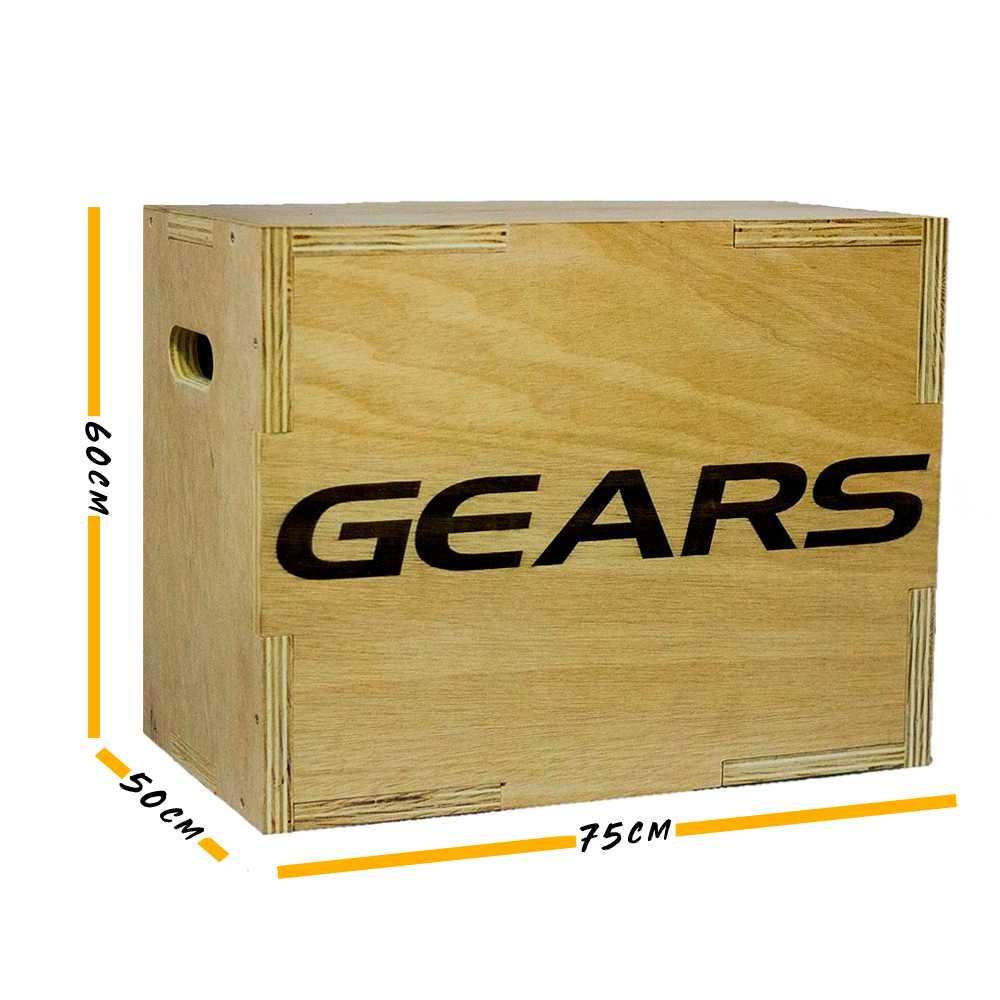 caixa para salto plyobox