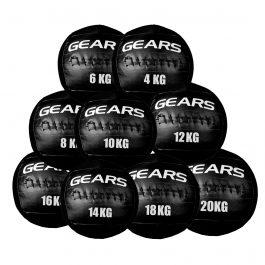 Kit Wall Ball Black Edition GEARS