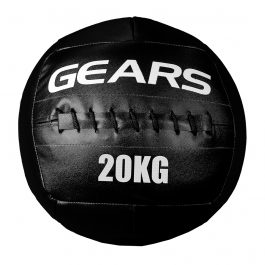 Wall Ball 20kg Black Edition GEARS