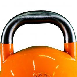 Kit – Kettlebell Pro Grade Aço Competition Gears